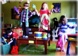Rock Band!!